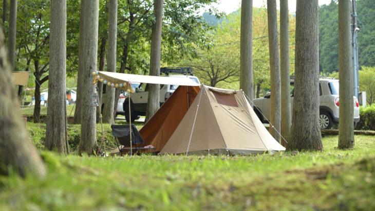 キャンプシーズン到来!春キャンの楽しみ方&注意点